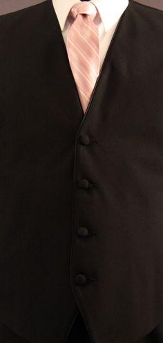 Blush Cravat Striped Tie by LarrBrio