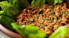 Турецкий салат из булгура