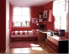 Dicas de decoração de quarto duma adolescente - http://www.dicasdecoracao.com/dicas-de-decoracao-de-quarto-duma-adolescente/