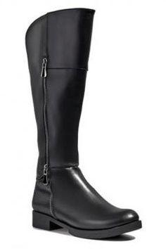 Kadın Siyah Çizme https://modasto.com/desa/kadin-ayakkabi/br7744ct13 #modasto #giyim