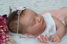 Bountiful Baby Realborn Miranda prototype by Sylvia Ezquerra