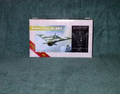 1 72 Unicraft Blohm Und Voss AE 607 Luft 46 Luftwaffe Resin Model Kit   eBay