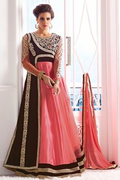 The fashion of Designer Anarkali suits which is currently reigning at the top is not new, it is very old. One can see beautiful Anarkali suits flaunted by the leading ladies of Bollywood in the all...