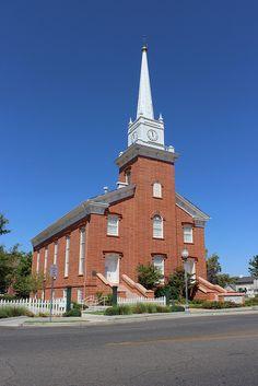 Mormon Tabernacle - St. George, Utah