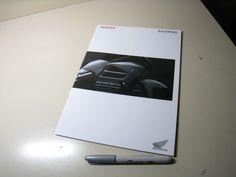 Honda GOLD WING Japanese Brochure 2011/10 EBL-SC68