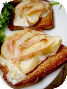Pour un repas léger express j'ai réalisé ces tartines gourmandes. Sur une base de pain de mie complet mais on peut choisir le pain de son choix ! Une association qui marche ;) Difficulté: Très Facile Préparation:...