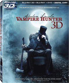 Abraham Lincoln: Vampire Hunter review  http://www.thelairoffilth.com/2012/10/filthy-review-abraham-lincoln-vampire.html