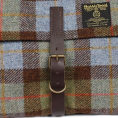 More Harris Tweed, you can never have enough.