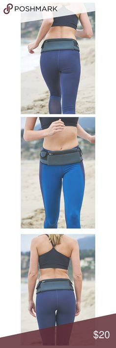 """Best Travel Belt Bag for Men Women Travel Belt - Waist Pack for Hiking, Traveling, Running, Walking - Adjustable Water Resistant Fanny Pack for Holding Your Phone, Money, Passport, Water-For Men and Women A PLACE FOR EVERYTHING: 9"""" x 4"""" main pouch holds all phone sizes and cases. Waist sizes 28"""" to 45 inches. Zippered and velcro pockets keeps items secure. Fits iphones, Androids, and cases.  LOOK GOOD WHILE YOU TRAVEL: Color : Charcoal Gray  and black Bags Travel Bags"""