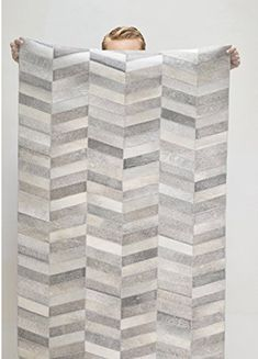 Amore Beaute Zigzag Pattern Leather Carpet, Modern Hairon... https://www.amazon.co.uk/dp/B075FQYYXR/ref=cm_sw_r_pi_dp_x_OkopBbJ6MTJ57