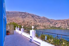 Renovated Retreat near Lake Kournas Lake View, Greece, Places To Visit, Vacation, City, Greece Country, Vacations, Cities, Holidays Music