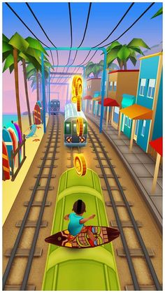 Kiloo Games Releases Subway Surfers Hawaii World Tour Subway Surfers London, Subway Surfers Game, Subway Surfers Download, Real Hack, Hawaii, Surfing, Tours, World, Hack Online
