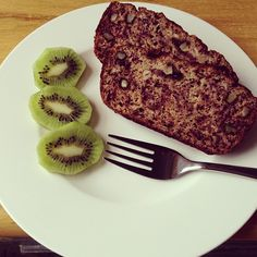 "@Mimi Ikonn's photo: ""Takin' a break with my fave healthy Banana Bread recipe on Everythingluxy youtube channel"""