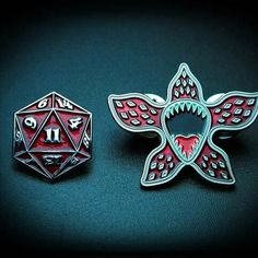 """218 Likes, 3 Comments - Enamel Pins (@enamelpins) on Instagram: """"Hey #strangerpins are here at @scottneilsonconcepts etsy shop!…"""""""