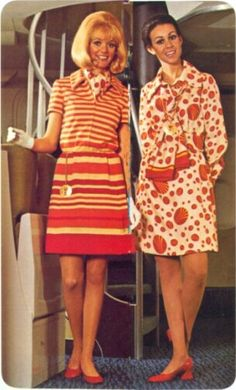 Continental Airlines Cabin Crew
