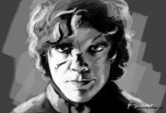 Tyrion by Niksdev.deviantart.com on @deviantART