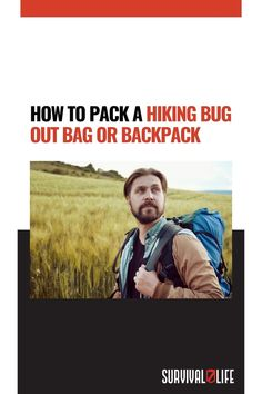 The idea behind a bug-out bag is for you to be ready to roll anytime. Whether it's a domestic emergency or a natural disaster, you should be able to grab and go in seconds. Do you have any cool survival bag packing tricks to share? We would be glad to know your thoughts in the comment section below! #HikingBugOutBag #BagPackingTricks #HikingBackpack Survival Life, Survival Prepping, Survival Skills, Camping Survival, Survival Backpack, Hiking Backpack, Bug Out Gear, Bug Out Bag Checklist, Ready To Roll