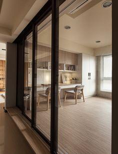 Thinking Design | Three Realms wood house on Behance