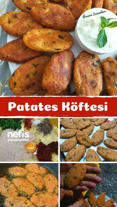 Turkish Recipes, Ethnic Recipes, Baked Potato, Side Dishes, Food And Drink, Pasta, Snacks, Vegetables, Cooking