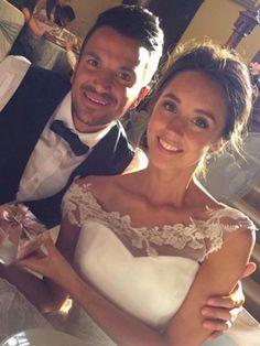 Peter Andre, Emily MacDonagh, wedding [Treasured Favors/Twitter]