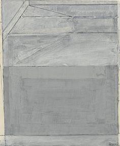 colin-vian: Richard Diebenkorn (1922 – 1993) Untitled (Ocean Park Series), 1971