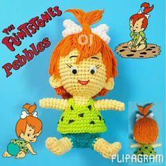 #ShareIG Pebbles Flintsones #flipagram ♫ Music: made with @flipagram. #Pebbles…