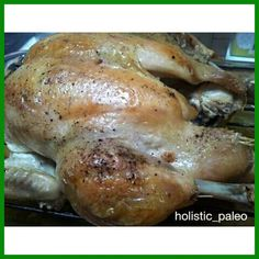 Freshly roasted chicken. I just ate a leg for afternoon tea. Amazing! #paleo #primal #protein #snack #paleosnack #fitsnack #healthysnack #fitnessfood #fitdiet #healthyfoodshare #healthyfoodie #fitspo #healthspo #homecooking #chicken #instafood #huntergat