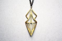 EIRA Necklace by AureoJewels on Etsy, $45.00