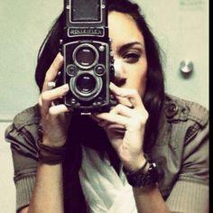 Old camera ...