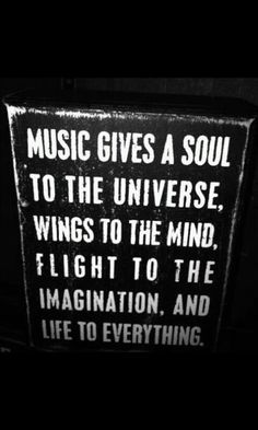 Music inspires me to write, any scene, most of the time if you look, I listened to a song to get there.