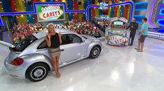 It's the Volkswagen beetle, featuring a 1.8 liter engine, 6-speed automatic transmission, and front wheel drive. it's the Volkswagen beetle. #thepriceisright #volkswagen