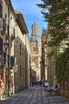 Iglesia del Espíritu Santo La Clerecía - Salamanca .Spain