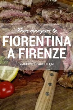 Tuscan Recipes, Italian Recipes, Local Tour, Tuscany Italy, Tour Guide, Florence, Beef, Manga, Hello Beautiful