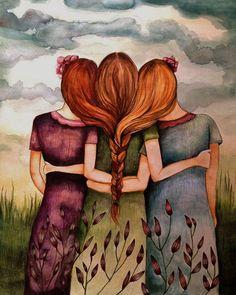 .trois soeurs