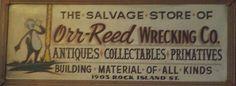 Orr-Reed - Salvaged Flooring