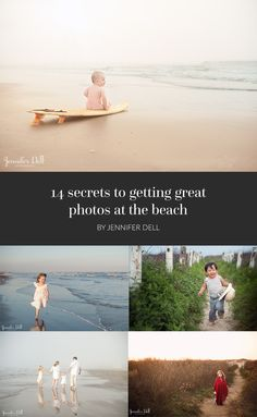 14 secrets to getting great photos at the beach