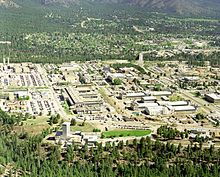 Los Alamos National Laboratory and the town of Los Alamos, New Mexico~~~we had the opportunity to visit here!!!~~~really nice!!!