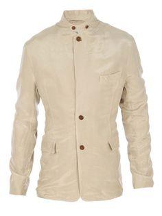 ACNE - Five button cotton jacket