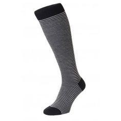 Whitechapel - Long/Over the Calf - Micro stripe - Merino Wool Socks Merino Wool Socks, Men's Socks, Striped Socks, Winter Collection, Calves, Fall Winter, Fashion, Moda, Baby Cows