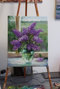 15 Acrylic Painting Techniques For Beginners Acrylic Painting Flowers, Acrylic Painting Techniques, Acrylic Art, Small Art, Flower Art, Canvas Wall Art, Painting Inspiration, Art Drawings, Painting & Drawing