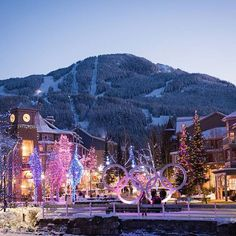 It's Boxing Day! After some time on the mountain, check out the specials around the stroll. #littlethingswhistler :@mikecranephotography