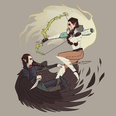 Critical Role Fan Art Gallery – The Song of Battle | Geek and Sundry