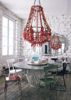 Eclectic Dining Room Design Ideas can be tricky spaces to decorate. If your dining area is an extension of the living room, you might be going for a look.