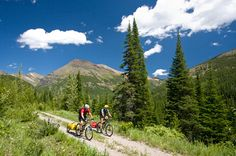 Great Divide Canada I | Guided Tours | Adventure Cycling Association
