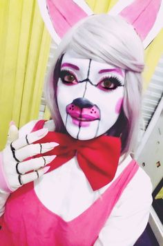 Funtime Foxy Cosplay - FNaF Sister Location by zkimdrowned on DeviantArt