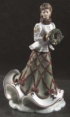 Lenox, 'Kimberly',Christmas Princess Collection