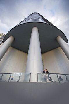 Peek Around the Porsche Design Tower