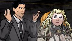 Here's What Sterling Archer Thinks About Comic-Con - Neatorama