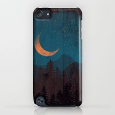 Those Summer Nights... iPhone & iPod Case
