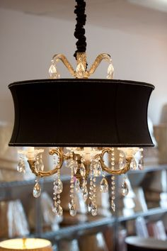 Beautiful dining table fixture